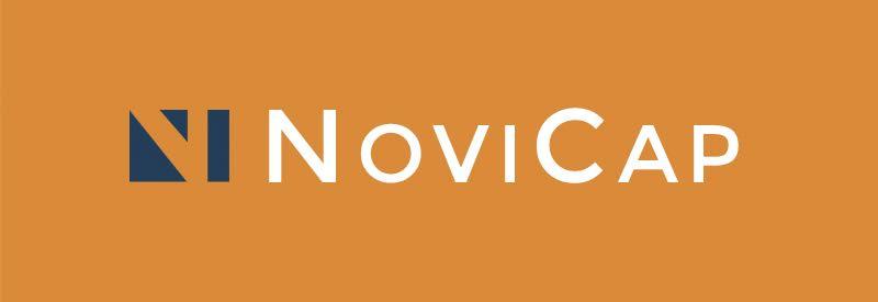 Novicap logo