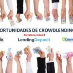 """Oportunidades de Crowdlending"": Barcelona, 22-7-15 a las 19:00"