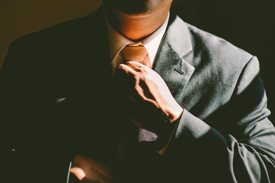 hombre de negocios