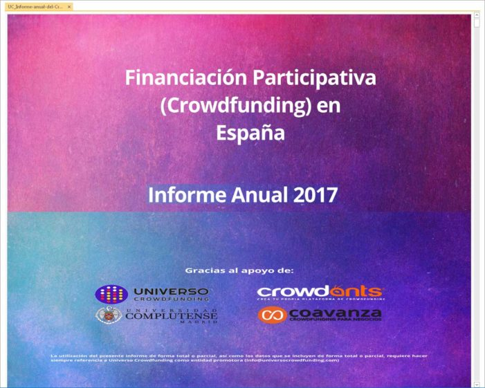 titulo informe crowdlending