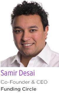 SAMIR DESAI CEO LENDINGCIRCLE