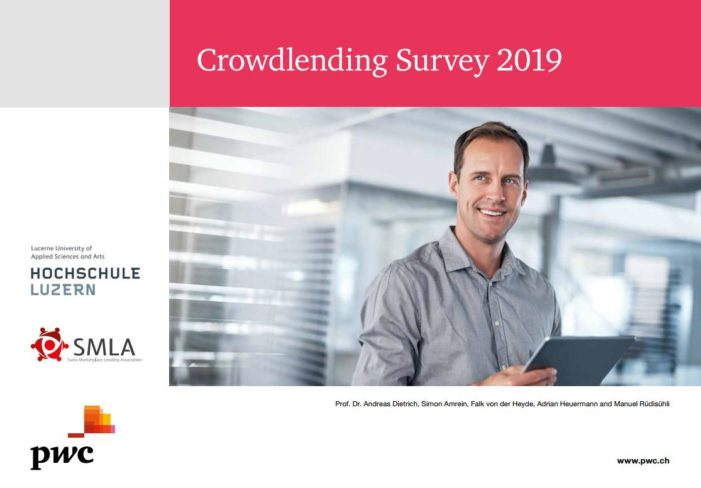 Crowdlending Survey 2019