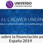 En 2019 el Sector del Crowdfunding ha conseguidofinanciar proyectos por valor de más de 200 millones €